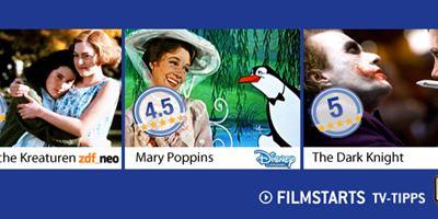 Die FILMSTARTS-TV-Tipps (21. bis 27. Februar 2014)