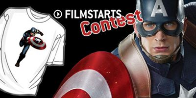 """falmouthhistoricalsociety.org-Fan-Aktion: Designt ein T-Shirt zu """"The Return Of The First Avenger""""!"""