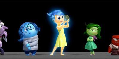 """Offizielle Inhaltsangabe zu Pixars """"Inside Out"""": Animierte Emotionen sorgen für Turbulenzen"""