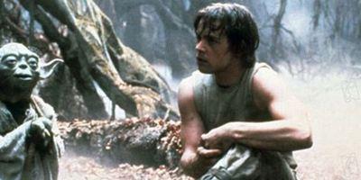 """Bild von Jedi-Micky und Mark Hamill gibt Hinweis auf Luke Skywalkers Look in """"Star Wars 7"""""""