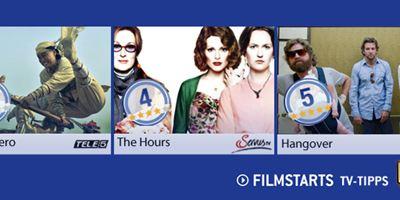 Die FILMSTARTS-TV-Tipps (15. bis 21. August 2014)
