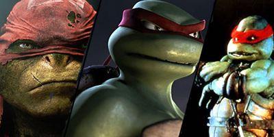 Wie die Turtles Hitler töteten... und 20 weitere Dinge, die ihr bestimmt noch nicht über die Teenage Mutant Ninja Turtles wusstet