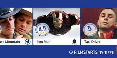 Die FILMSTARTS-TV-Tipps (24. bis 30. Oktober 2014)