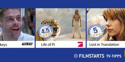 Die FILMSTARTS-TV-Tipps (31. Oktober bis 6. November 2014)