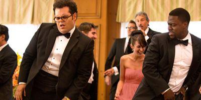 """""""Die Trauzeugen AG"""": Der deutsche Trailer zur neuen Komödie mit Kevin Hart und """"Big Bang Theory""""-Schönheit Kaley Cuoco"""
