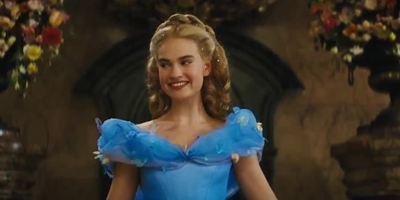 """Im ersten Trailer zu """"Cinderella"""" geht Lily James mit Richard Madden zum Ball"""