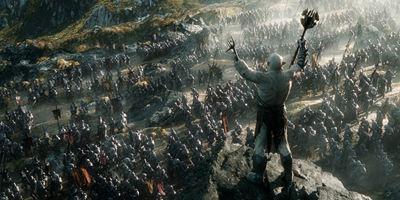 """Nur fast schon ein Quickie: """"Der Hobbit: Die Schlacht der Fünf Heere"""" wird der kürzeste Film der Trilogie"""