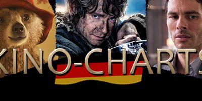 Kinocharts Deutschland: Die Top 10 des Wochenendes (11. bis 14. Dezember 2014)