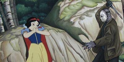 Der Stoff, aus dem Albträume sind: Sieben ikonische Filmbösewichte fallen in bunte Disney-Welten ein