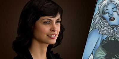 """Erste Bilder vom Set enthüllen Rolle von Morena Baccarin in """"Deadpool"""""""
