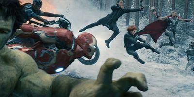 """""""Avengers: Age Of Ultron"""" mit Einnahmen von über 200 Millionen Dollar am Eröffnungswochenende"""