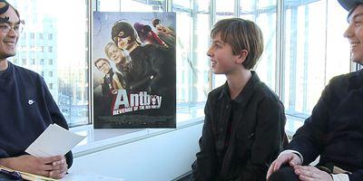 """Superheld der nächsten Generation: Das FILMSTARTS-Interview zu """"Antboy 2 - Die Rache der Red Fury"""" mit Oscar Dietz und Astrid Juncher-Benzon"""