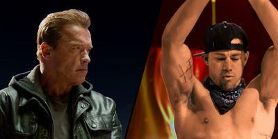 """Charts-Zweikampf: """"Magic Mike XXL"""" schlägt """"Terminator: Genisys"""" in der ersten Runde an den US-Kinokassen"""