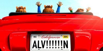 """Die Chipmunks sind zurück im ersten deutschen Trailer zu """"Alvin und die Chipmunks: Road Chip"""""""