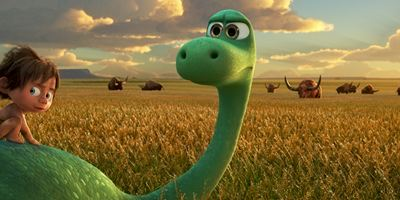 """Arlo & Spot"": Neuer Trailer zu Pixars Dino-Abenteuer"