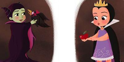 So süß kann böse sein: 7 Disney-Schurkinnen als Babys [Fan-Art]