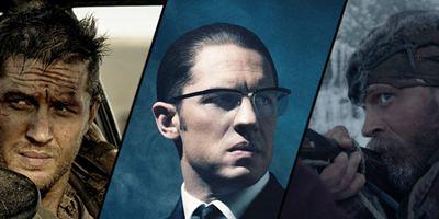 """""""Mad Max: Fury Road"""", """"Legend"""" und """"The Revenant"""": Gleich drei Filme mit Tom Hardy im Rennen um Make-up-Oscar 2016"""