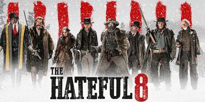 """""""The Hateful 8"""": Amüsante Behind-The-Scenes-Bilder zum Western von Quentin Tarantino"""
