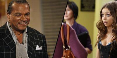 """""""Dirty Dancing"""": """"Star Wars""""-Star Billy Dee Williams und Sarah Hyland aus """"Modern Family"""" im Remake"""