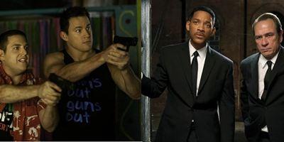"""Bestätigt: """"23 Jump Street"""" wird Crossover mit """"Men In Black"""""""