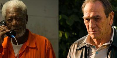 """Villa Capri"": Morgan Freeman und Tommy Lee Jones übernehmen Hauptrollen in Ron Sheltons Action-Komödie"