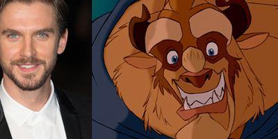 """""""Beauty And The Beast"""": Wer spielt eigentlich das Biest an der Seite von Emma Watson?"""