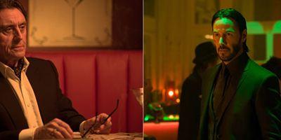 """""""John Wick 2"""": Ian McShane verrät Details zur Handlung der Action-Fortsetzung mit Keanu Reeves"""
