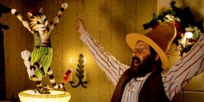 """""""Pettersson und Findus - Das schönste Weihnachten überhaupt"""": Trailerpremiere zur Fortsetzung der Kinderbuch-Adaption"""