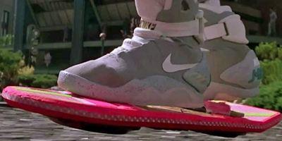 """""""Zurück in die Zukunft II"""" lässt grüßen: Nike bringt selbstschnürende Schuhe auf den Markt"""