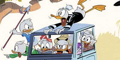 """Sieht fast aus wie früher: Disney enthüllt Logo zum """"DuckTales""""-Reboot"""