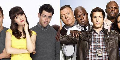"""Brooklyn Nine-Nine"" trifft ""New Girl"": Trailer zum großen Crossover der Comedy-Serien"