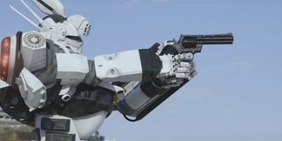 "Riesenroboter vs. unsichtbarer Hubschrauber: Erster deutscher Trailer zu ""The Next Generation: Patlabor - Tokyo War"""