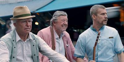 """""""Der Hunderteinjährige, der die Rechnung nicht bezahlte und verschwand"""": Erster Trailer zum Sequel der Bestseller-Adaption"""