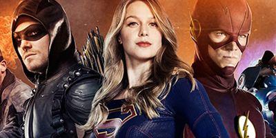 """Vier Serien in drei Episoden: Neue Details zum großen Crossover von """"The Flash"""", """"Supergirl"""", """"Arrow"""" und """"Legends Of Tomorrow"""""""