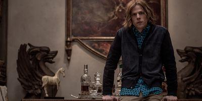 """Mit Jesse Eisenberg als Lex Luthor: Warner gibt Cast für """"Justice League"""" bekannt."""