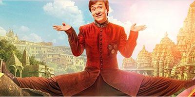 """Jackie Chan macht """"Kung Fu Yoga"""" im durchgeknallten neuen Trailer zum Action-Abenteuer"""