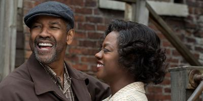 """Ein Zeugnis oscarwürdiger Darstellerleistungen: Denzel Washington und Viola Davis im exklusiven Clip zu """"Fences"""""""