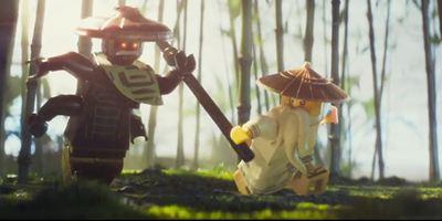"""Batman kämpft allein, sie zusammen: Junge Ninja auf Mission im ersten Trailer zu """"The LEGO Ninjago Movie"""""""
