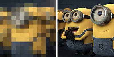 Pixel-Quiz: Erkennst du die Animationsfilme nur anhand von verpixelten Bildern?