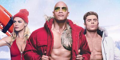 """Dwayne Johnson und Zac Efron undercover: Neuer Trailer zu """"Baywatch"""" mit heißer Strand-Action"""