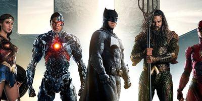 """Jetzt alle zusammen: Weitere Teaser und erstes gemeinsames Poster zu """"Justice League"""""""