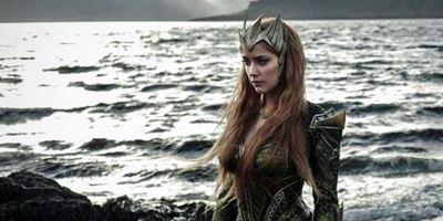 """""""Aquaman"""": Neue Bilder von Amber Heard als Mera"""
