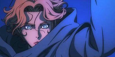 """""""Castlevania"""": Im ersten Teaser zur düsteren Anime-Serie gibt's die Blutpeitsche im Kampf gegen Dracula"""