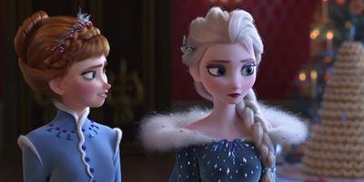 """""""Die Eiskönigin"""" ist zurück! Erster Trailer zum Kino-Kurzfilm """"Olaf's Frozen Adventure"""" mit Anna und Elsa"""