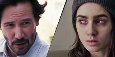 """Deutscher Trailer zu """"To The Bone"""": Lily Collins hungert sich im  Netflix-Drama mit Keanu Reeves fast zu Tode"""