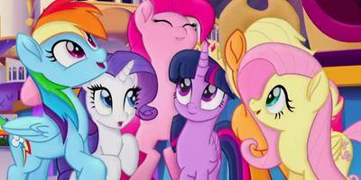 """""""My Little Pony: Der Film"""": Erster Trailer zum Kinoabenteuer mit den kunterbunten Pferden"""