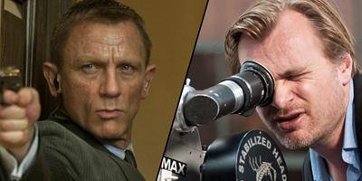 """Christopher Nolan immer noch für """"James Bond""""-Regie bereit – unter einer Bedingung"""