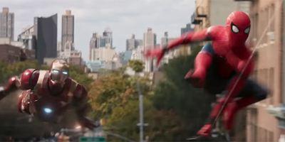 """""""Spider-Man: Homecoming"""": Darum ist diese coole Szene aus dem Trailer nicht im Film"""