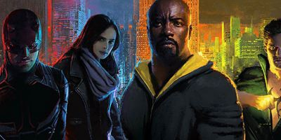 """Marvel's The Defenders"" vs. Sigourney Weaver: Actionreicher Trailer zum Helden-Treffen"