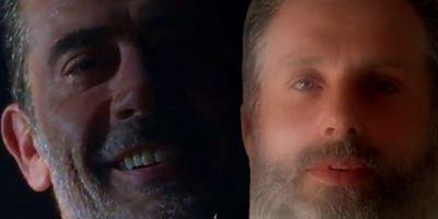"""Was bedeutet die letzte Szene im Trailer zu """"The Walking Dead"""" Staffel 8? Die falmouthhistoricalsociety.org Trailer-Analyse"""